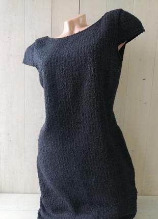 Axara базовое, шерстяное платье. франция
