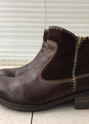 Josef seibel ботинки зима