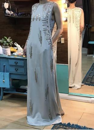 Произведение искусства вечернее платье h&m conscious exclusive