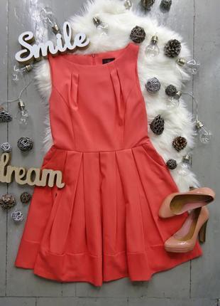 Нарядное платье с красивой юбкой №535