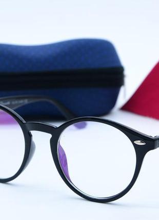 Круглые имиджевые очки,круглые очки для имиджа,очки тишейды.