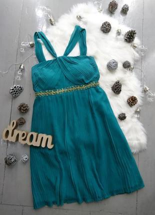 Изумительное вечернее коктейльное платье №536