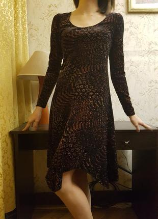 Вечірня сукня / вечернее платье