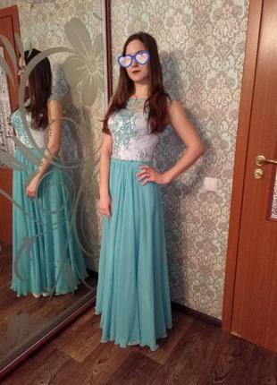 Вечернее платье из love story