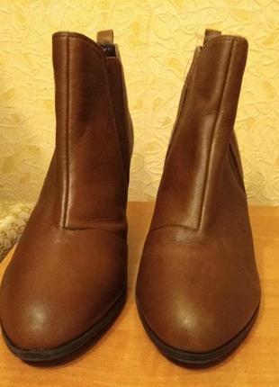 Кожаные ботиночки от pier one, 28 см