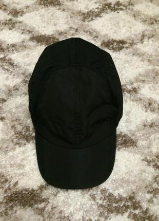 Фирменная черная кепка tcm tchibo,яркая бейсболка унисекс