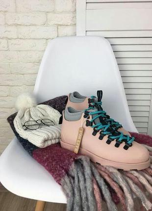 Женские ботинки native fitzsimmons citylite chameleon pink 31106800-5969