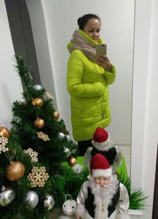 Куртка пальто пуховик парка