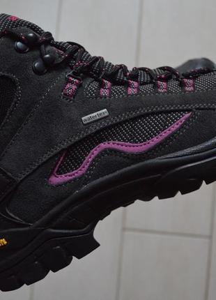 Ботинки everest watertex vibram.