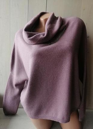 Fabiana filippi кофта, свитер. шерсть, кашемир, шёлк