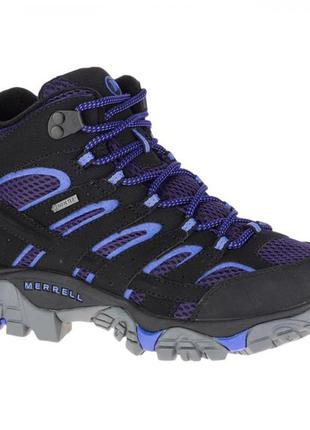 Merrell womens moab 2 mid gtx waterproof walking boots shoes