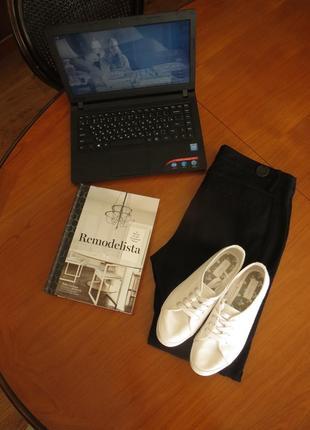 Черные штаны-кальсоны фирмы mac