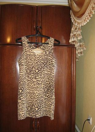 Платье reiss, 100% натуральный шелк, размер 14