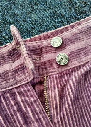 Велюровая юбка next