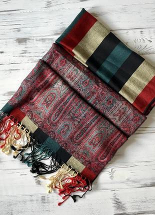 Красивый шарф/палантин/шаль pashmina