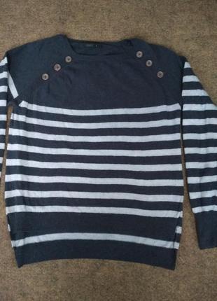 Теплый свитер, джемпер, кофта, р-р l.