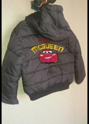 Дуже тепла курточка