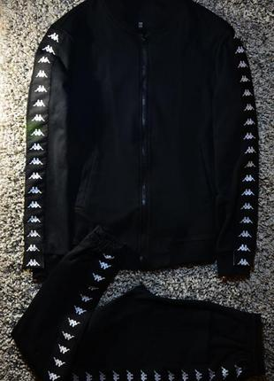 Мужские спортивные костюмы Kappa 2019 - купить недорого мужские вещи ... c74c14e036c