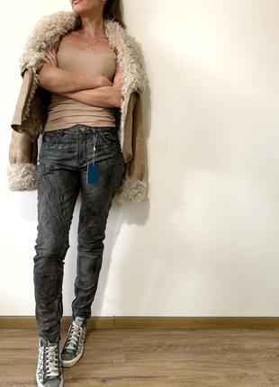 Штаны уожаные брюки натуральная кожа
