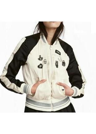 Бомбер, курточка, куртка