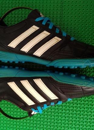 Футзалки сороконожки бутсы adidas р. 36.5 , стелька 23 см