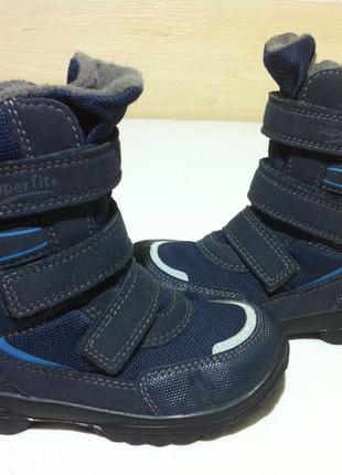 9f481bc3c Зимняя детская обувь суперфит (Superfit) 2019 - купить недорого ...