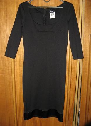 Платье вечернее dolce & gabbana оригинал размер s - xs состояние новое