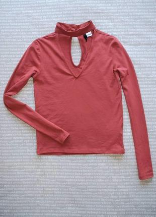 Кофта пуловер джемпер гольф топ под горло чокер укороченный с вырезом нюд  купить цена a67c69ecc466d