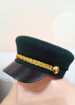 Стильная женская кепка от украинского бренда мануфактура юс.
