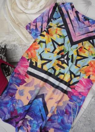 16 р-ра платье ровного кроя2