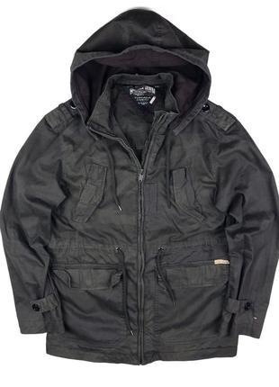 Tommy hilfiger мужская куртка