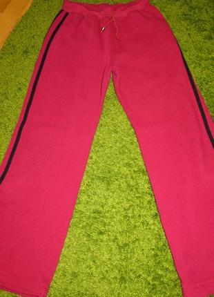 Жіночі спортивні трикотажні штани на байці