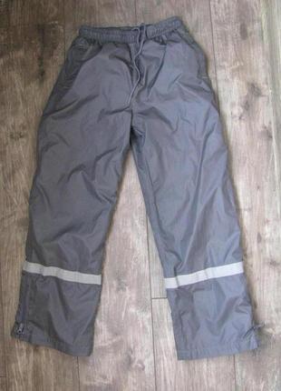 Штаны дождевики bon sports рост 140 см дождевики на подкладке