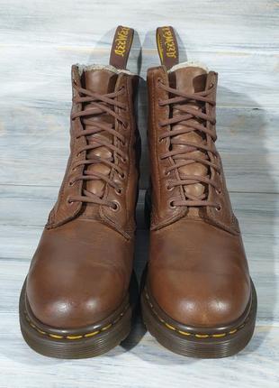 Зимние ботинки dr. martens serena, uk5 / 38