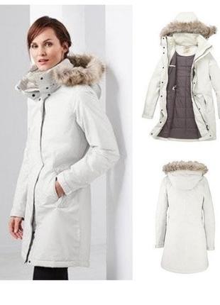 48_50р, термо пальто, парка, удлиненная куртка от тсм tchibo (германия)