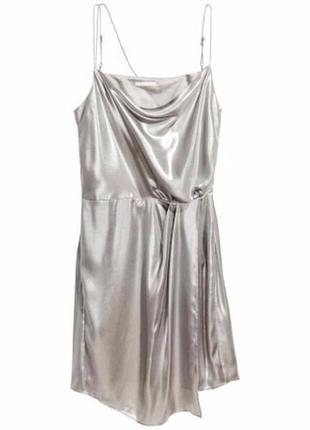 Эффектное вечернее платье h&m