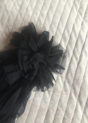 Платье чёрное asos