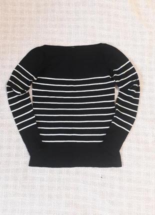 Полосатый свитерок, джемпер