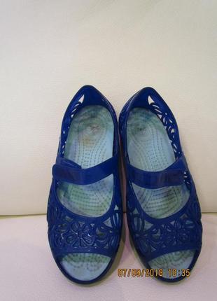 Босоножки crocs c12