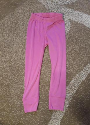 Детские термо штаны подштаники кальсоны mountain warehouse на 3-4 года