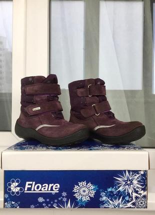 Очень тёплые термо ботиночки для вашей девочки