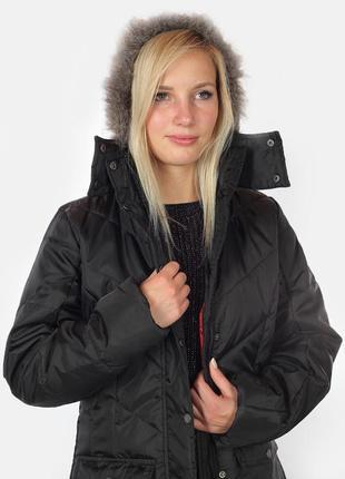 Модная удлиненная женская куртка, пальто esmara 46-48