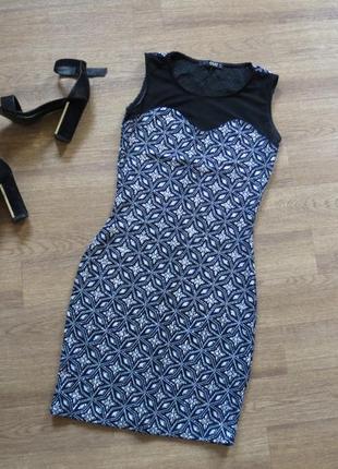 Шикарное блестящее вечернее короткое  платье