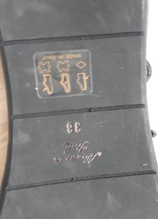 Очень класные кожаные сандалии 36,383