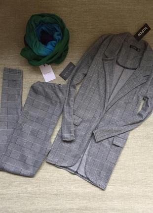 Крутой актуальный сборный костюм