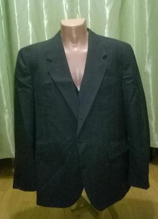 Пиджак мужской классический размер 60-62 125