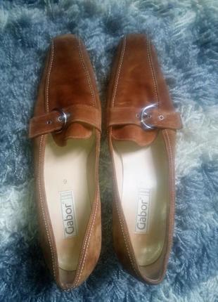 Женские туфли gabor
