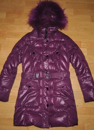 Snowimage теплая удлиненная куртка пуховик