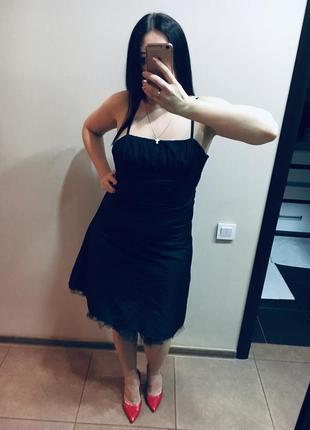 Нарядное платье mango suit вечернее платье размер s / 6 eur м