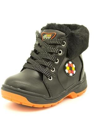 Ботинки для мальчика зима размеры: 22, 23, 24, 262